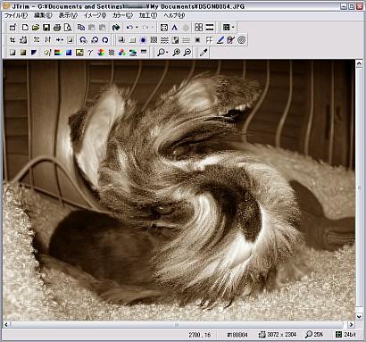 おすすめフリーソフト フォトレタッチ画像加工・編集フリーソフト JTrim