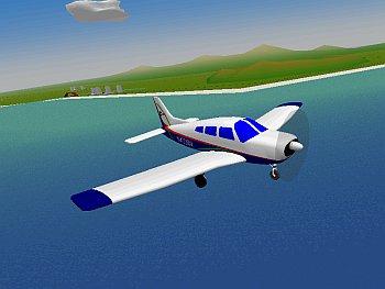 おすすめフリーソフト YS FLIGHT SIMULATION SYSTEM 2000 フライトシミュレータゲーム