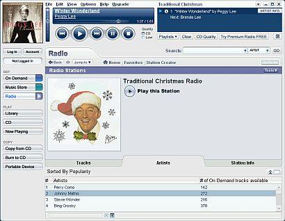 おすすめフリーソフト ネットラジオ対応マルチCDコピーライティング・リッピング・プレイヤー